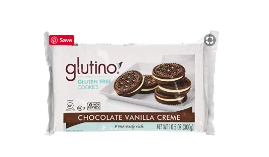 Glutino's main Amazon image