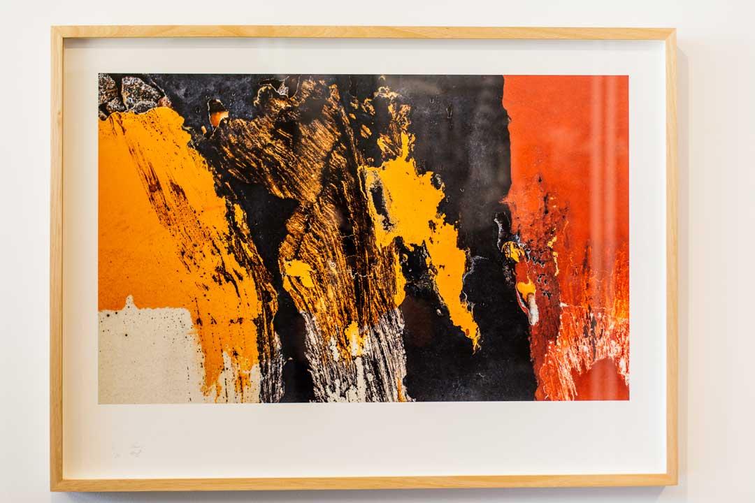 Printed Artwork #07  (2015) Giclee print on natural cotton rag paper
