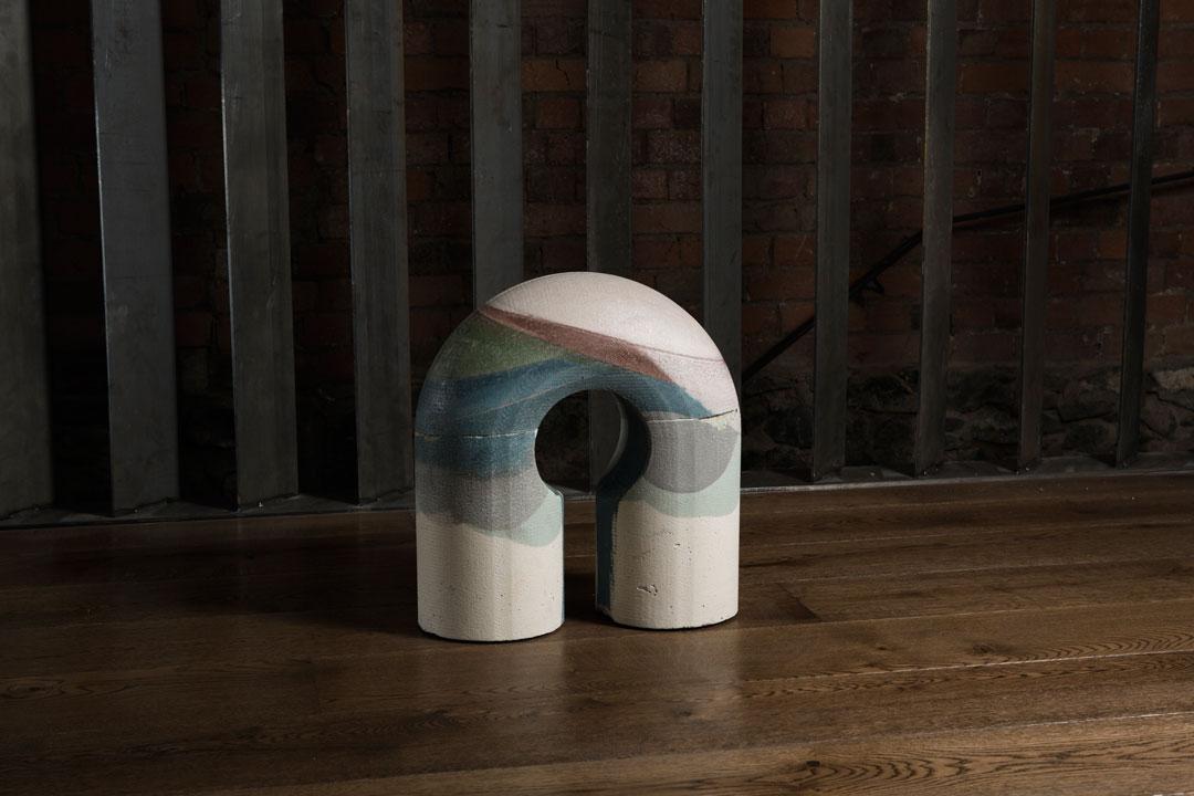 The Arch  (2017) Cement | L360 x W160 x H380