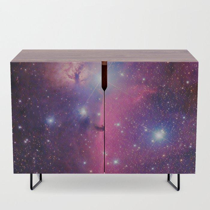 Purple Galaxy Credenza