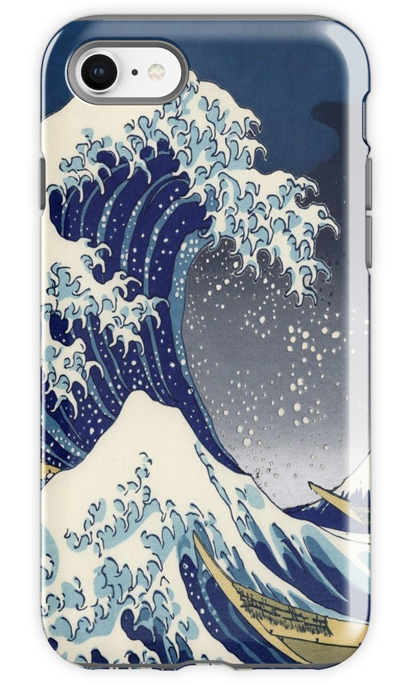 iPhone Case of Great Wave Kanagawa Night.jpg
