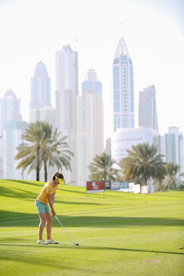Klara Spilkova - PGA Ladies Masters