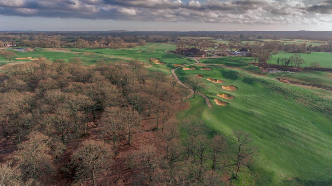 Chart Hills Golf club