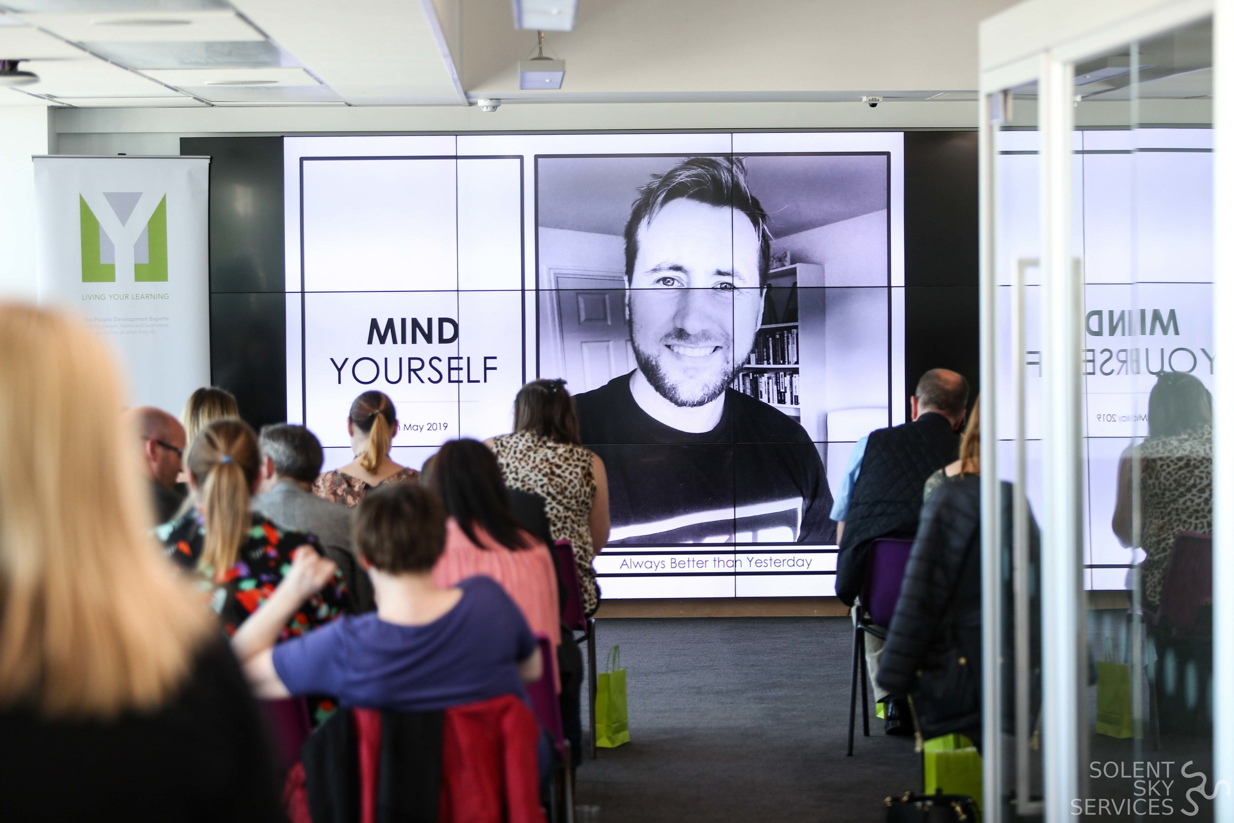 Living Your Learning 'Mind' yourself event