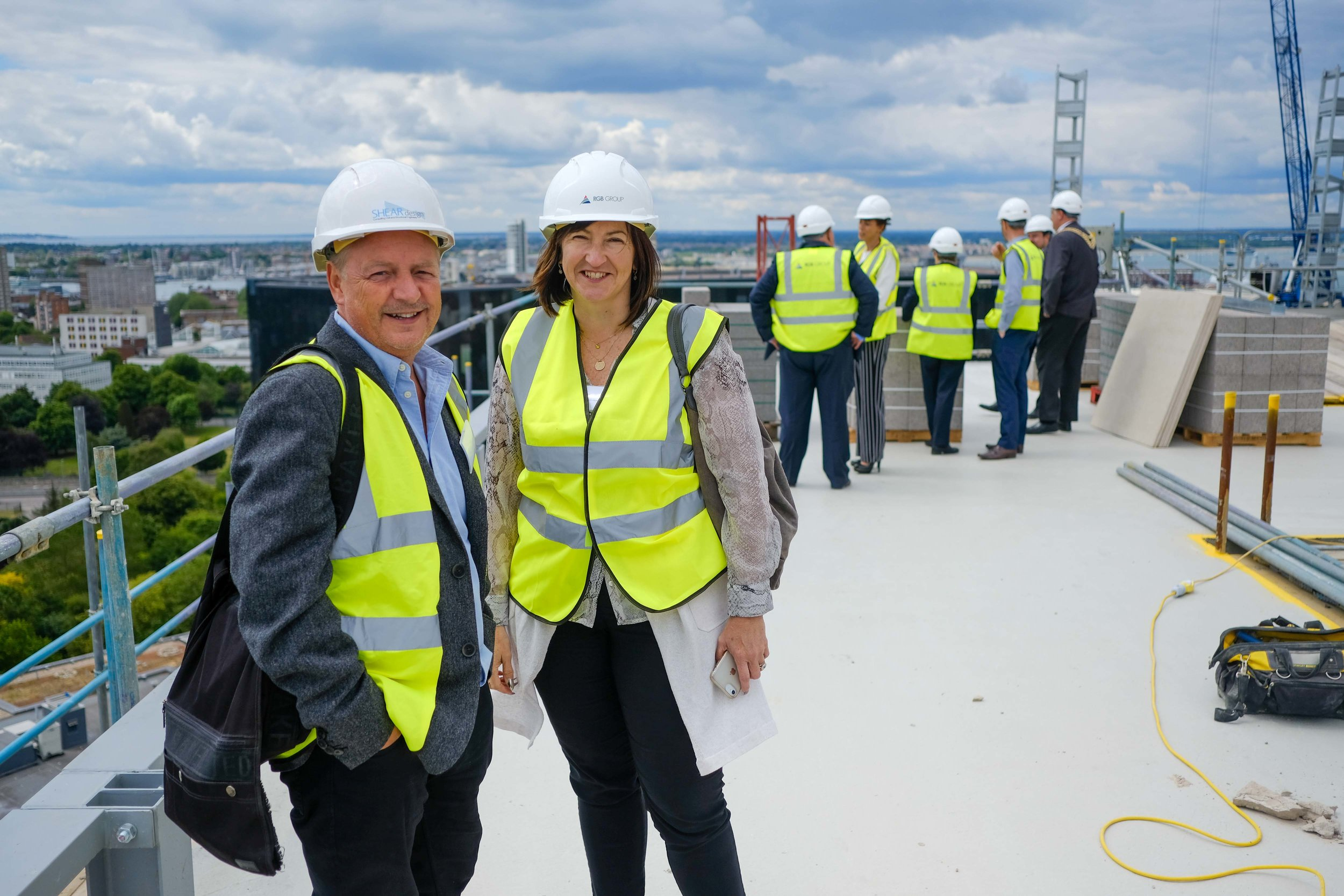 Stanhope House Topping Out 28.05.19 - Solent Sky Services--25.JPG