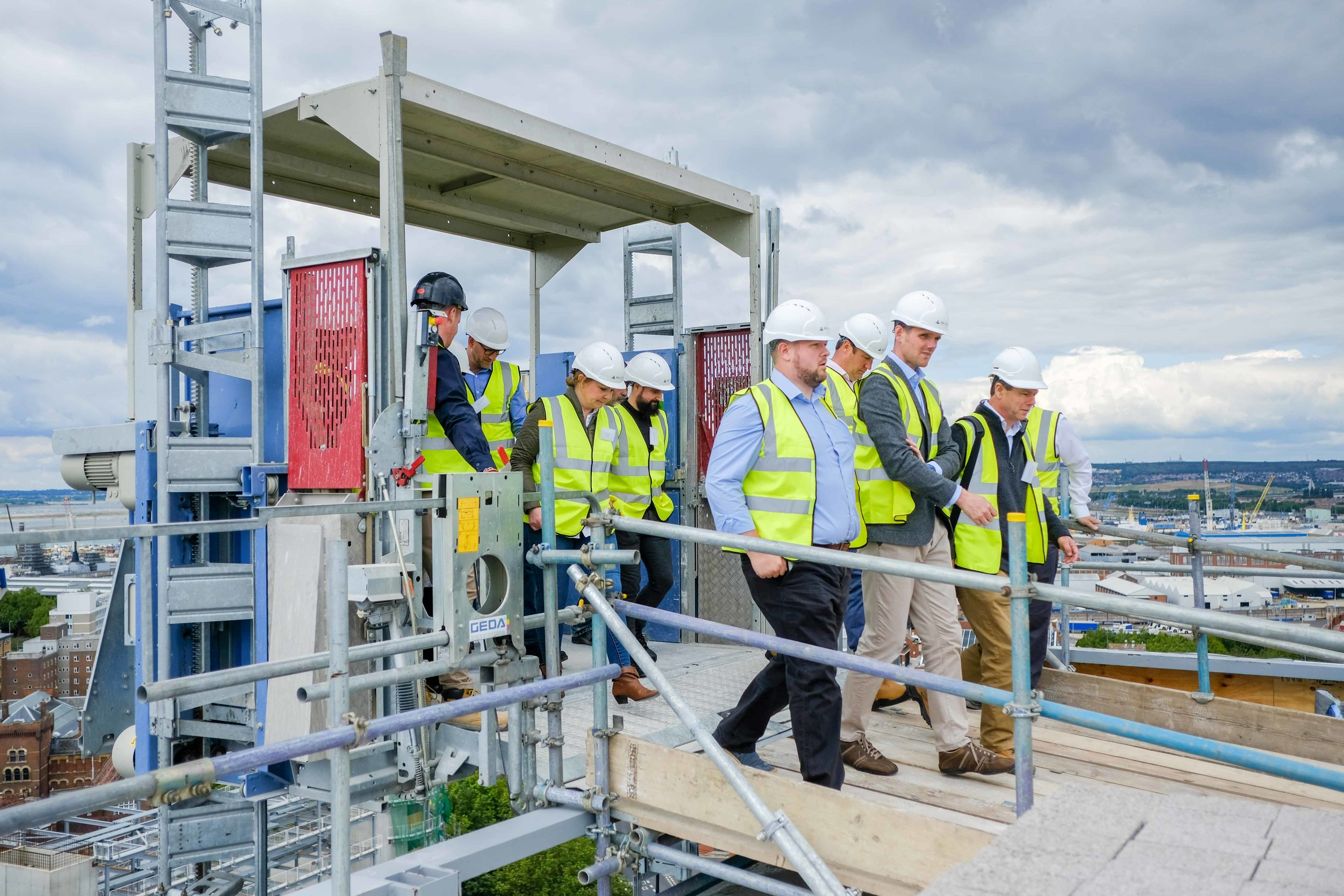 Stanhope House Topping Out 28.05.19 - Solent Sky Services--35.JPG