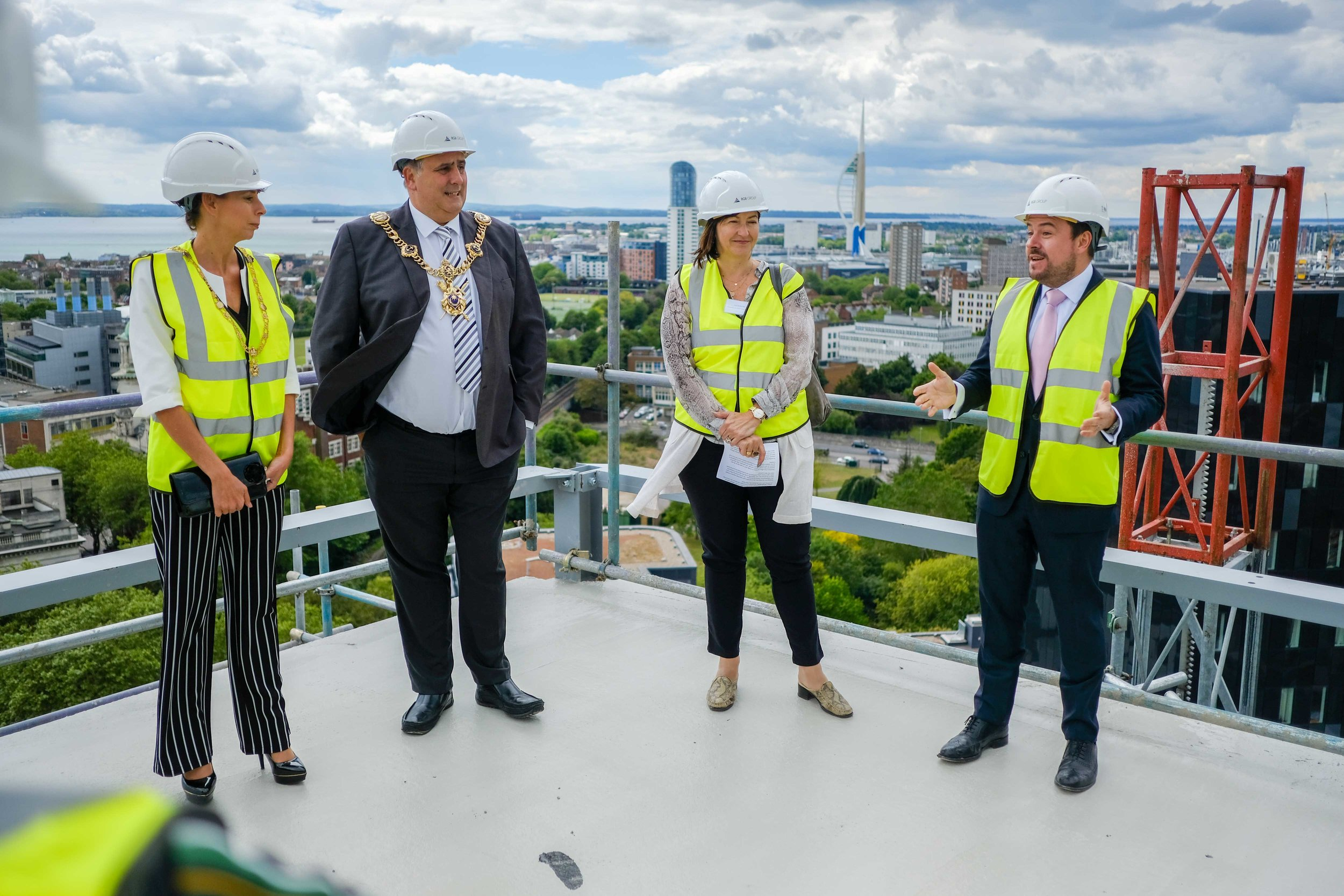 Stanhope House Topping Out 28.05.19 - Solent Sky Services--42.JPG