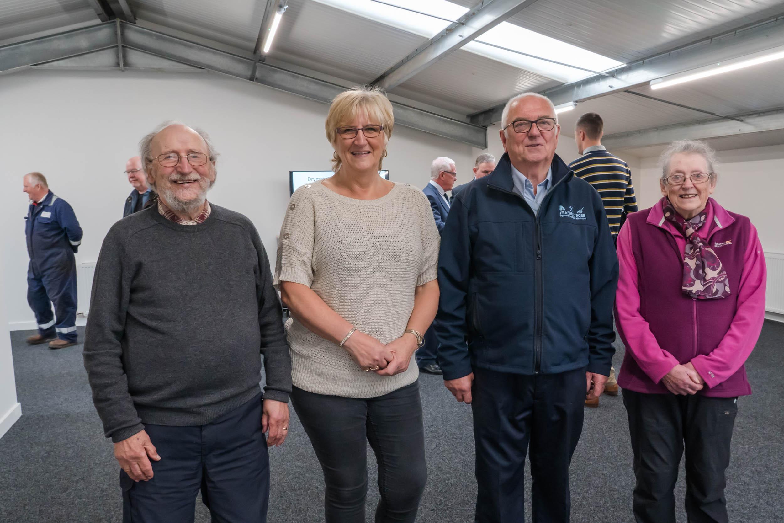 Members of Drymen Community Council