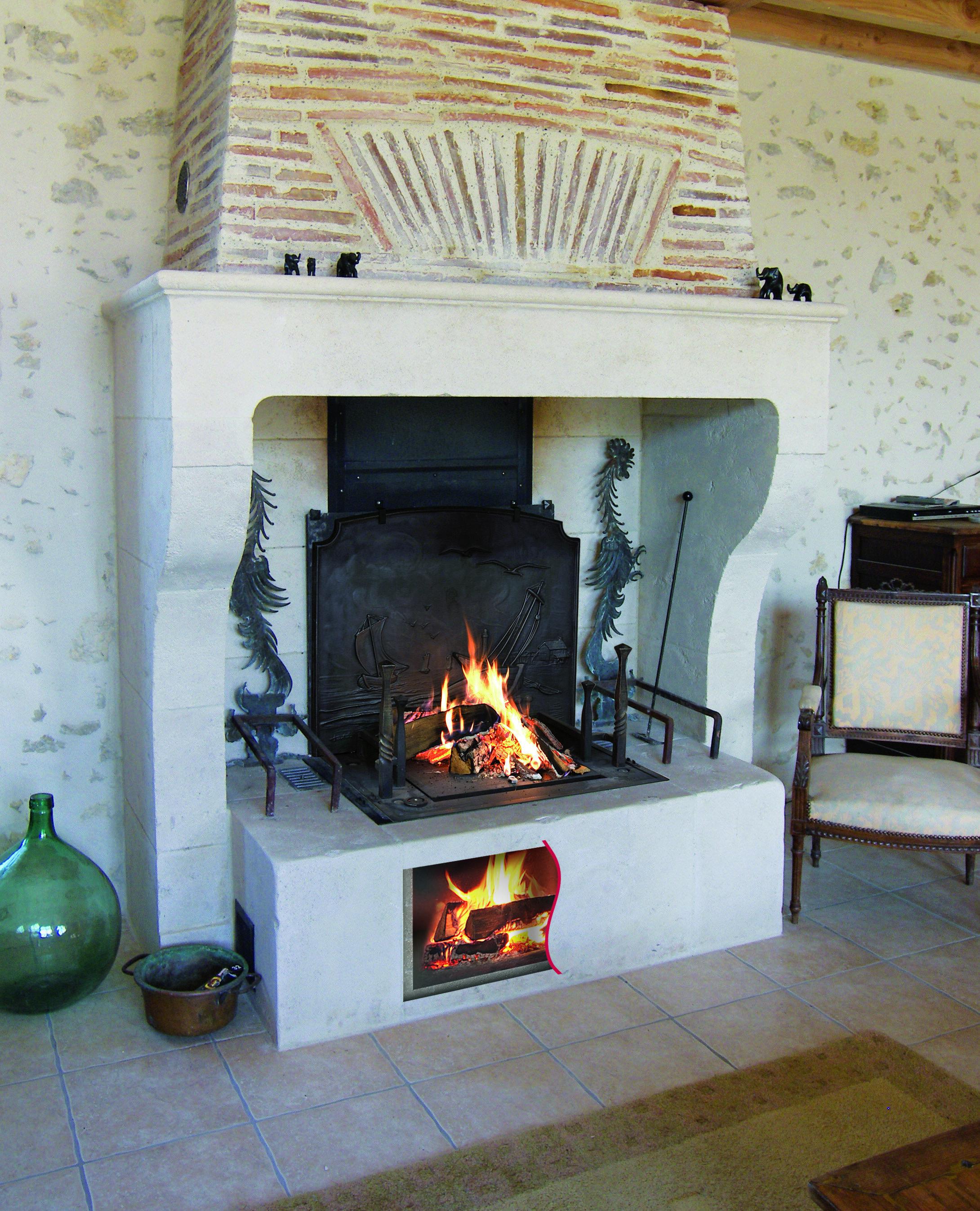 Renovation De Cheminee Ancienne cheminees de style — henri de almeida créations