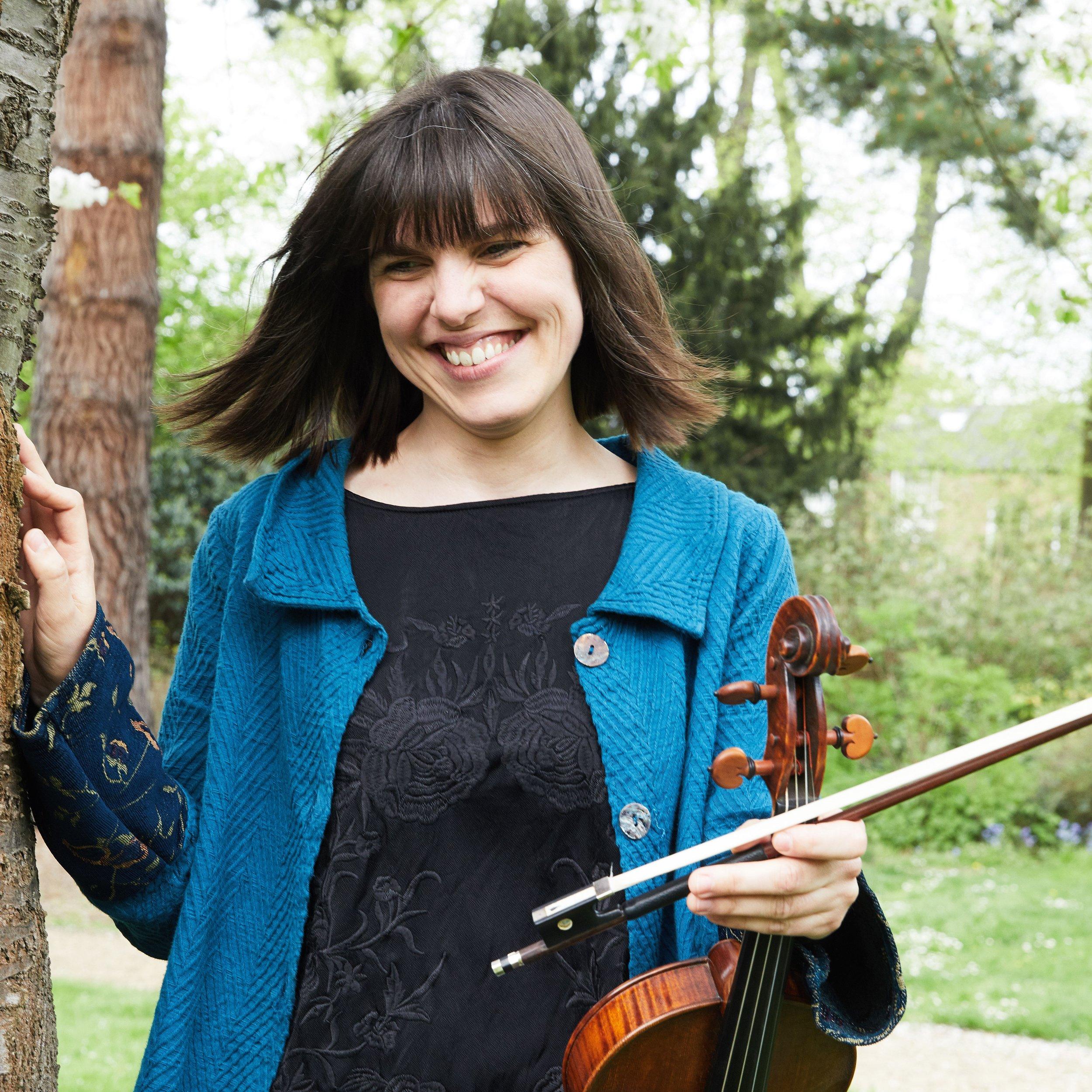 Francesca Barritt - violin