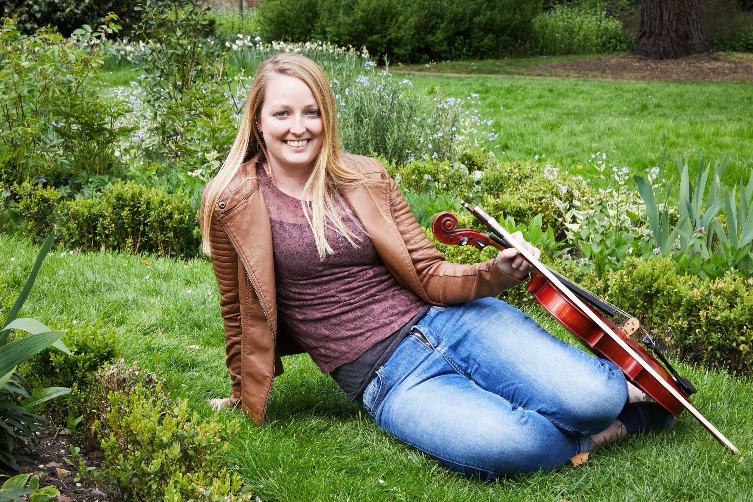 Anna Brigham - viola