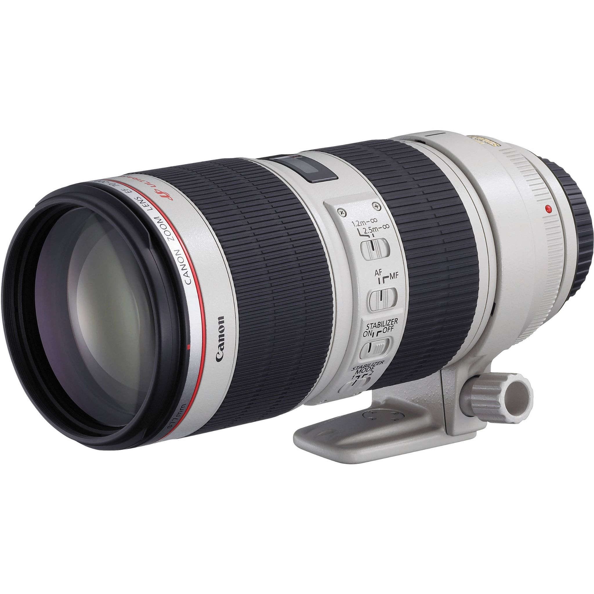 Canon EF 70-200mm IS f2.8 L mk II