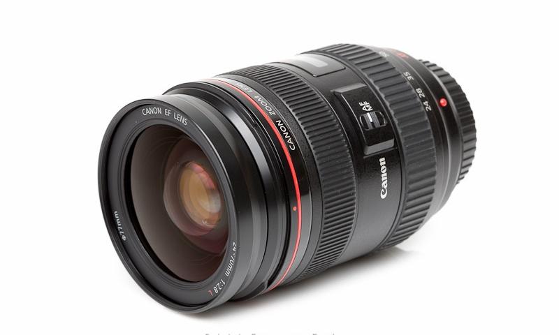Canon EF 24-70mm f2.8 L mk II