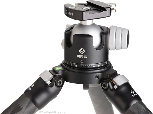 Really Right Stuff BH-55 tripod head