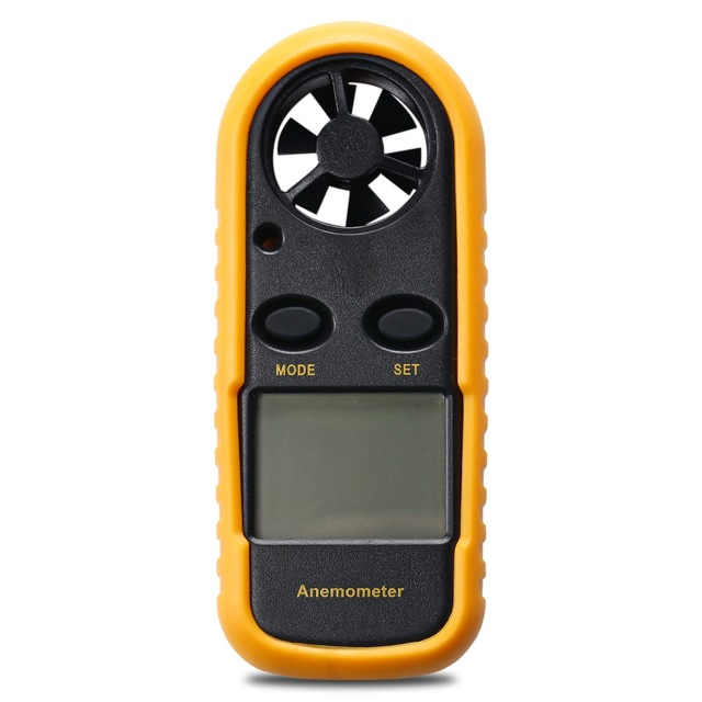 Mini Digital Anemometer
