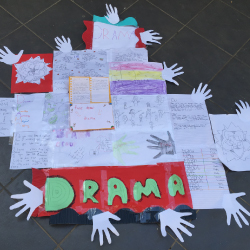 How did the course make you feel about yourself?  Happy and proud  D – aged 9