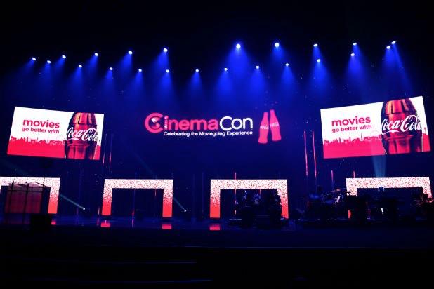 CinemaCon 2015