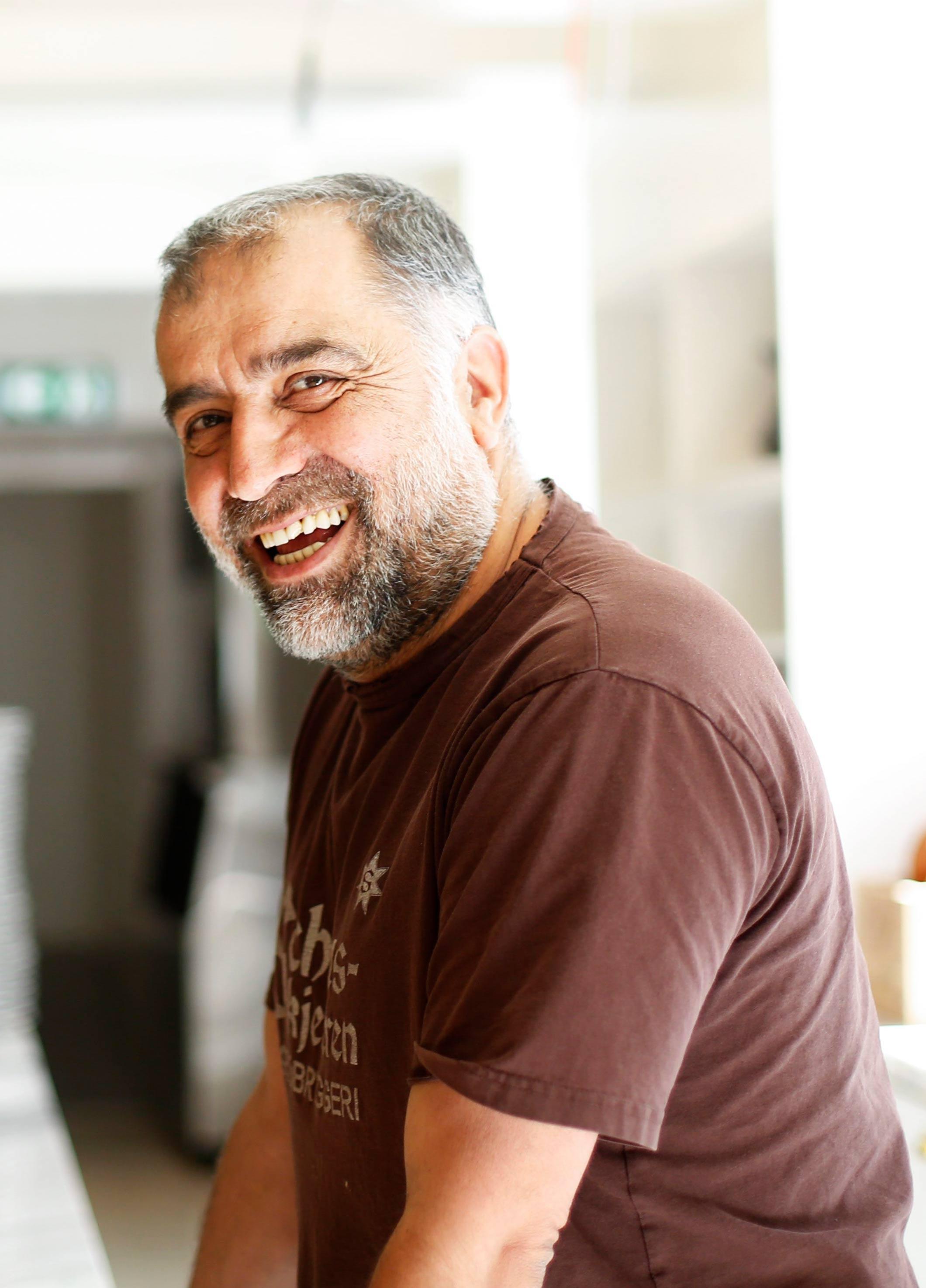 Utelivsgründer Nevzat Arikan