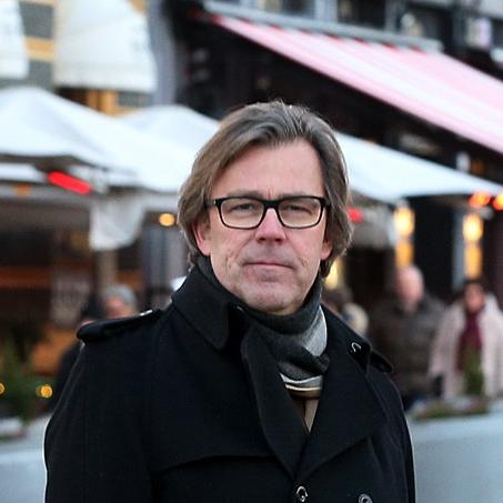Øystein Aurlien, Tøyen torgforening, presentasjon om Tøyen Torg.