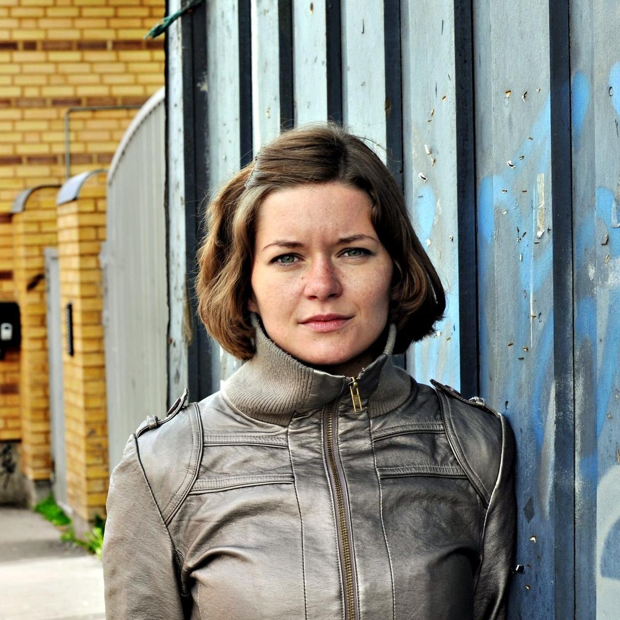 Tone Huse, samfunnsgeograf og forfatteren av boken «Tøyengata». Deltar i debatt.