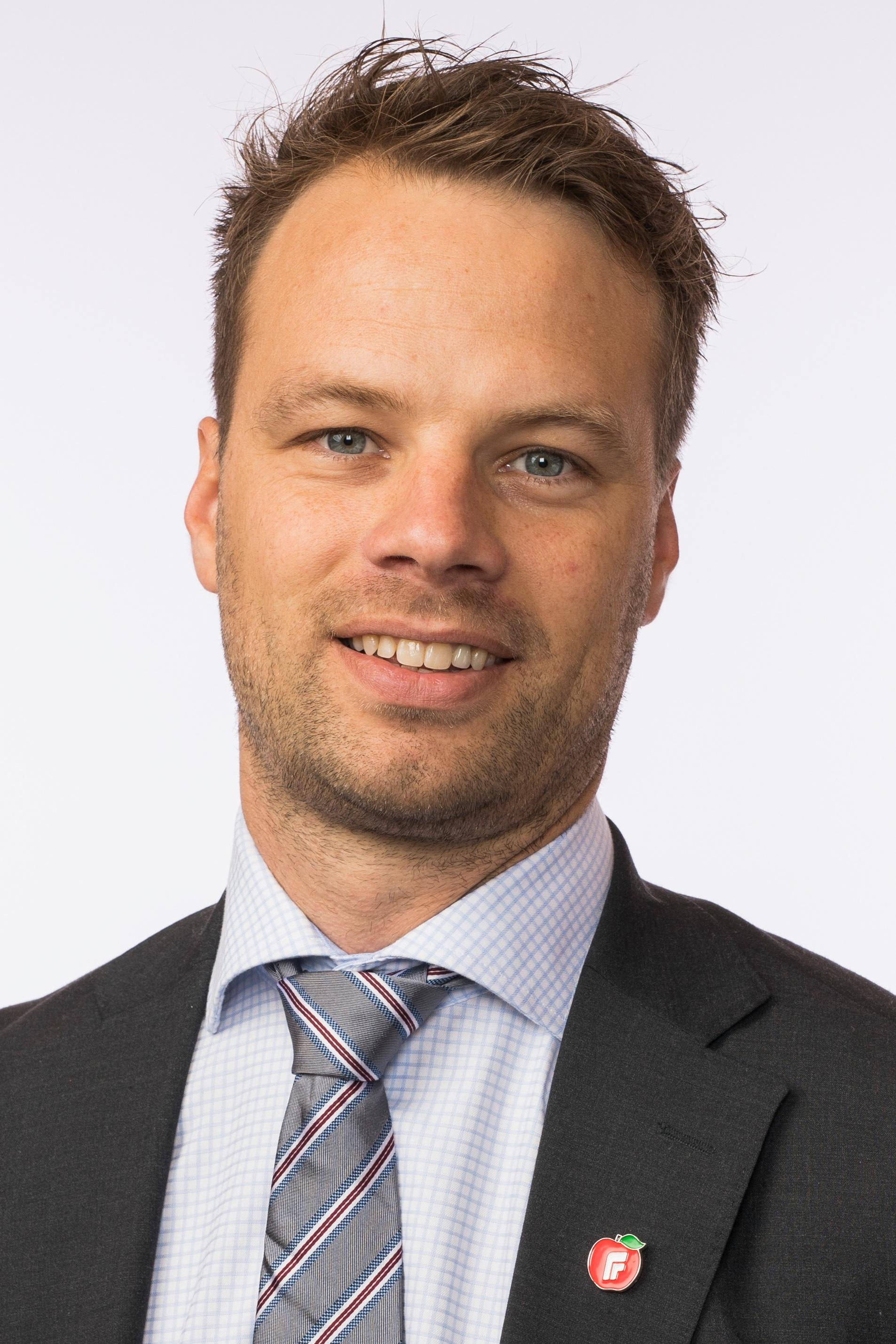 Jon Helgheim, innvandringspolitisk talsperson i Frp.