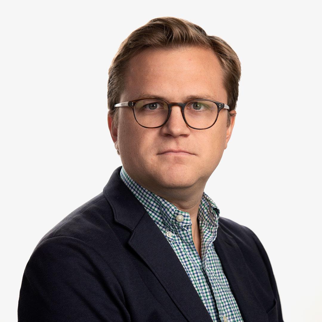 Øystein K. Langberg  Kommentator i Aftenposten