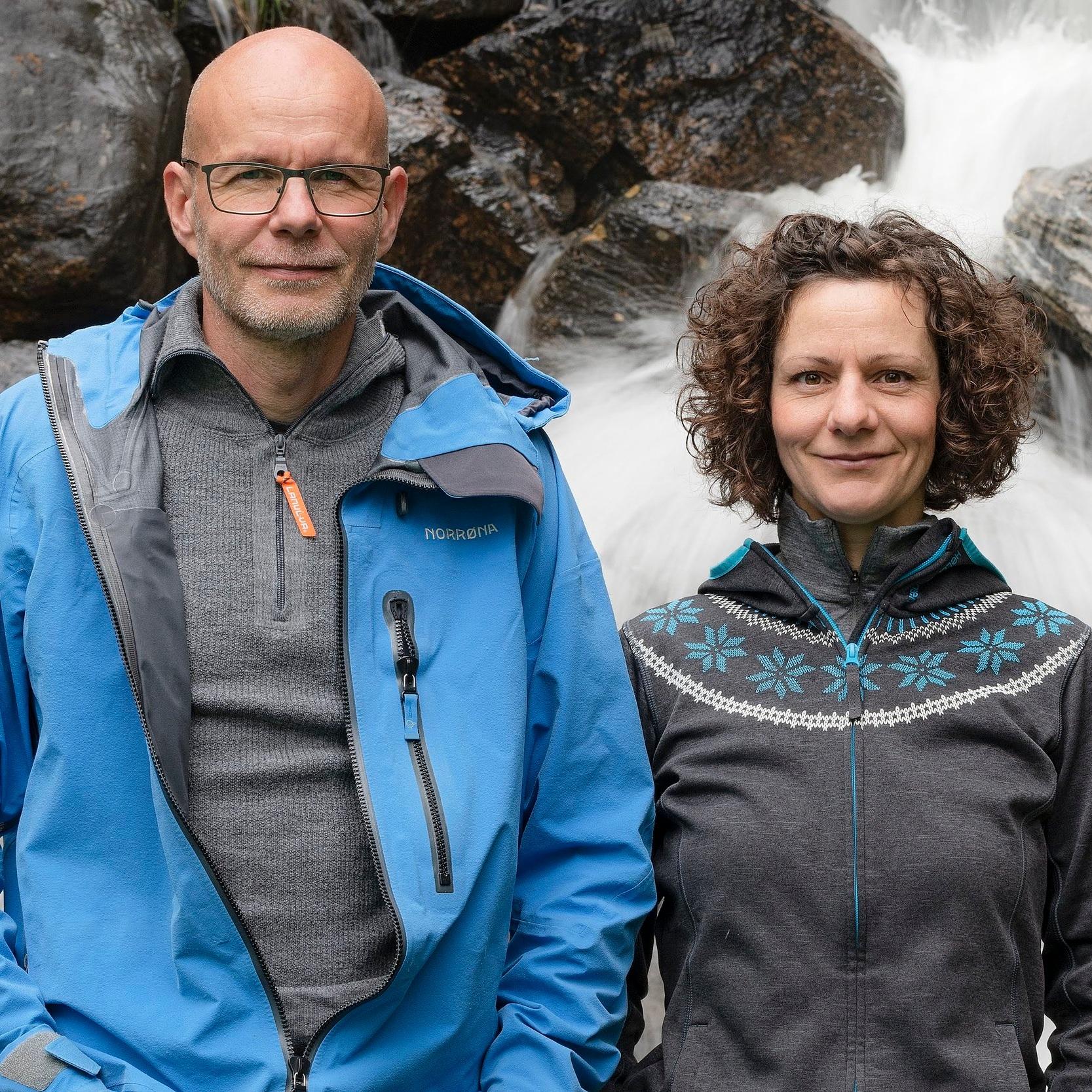 Erlend og Orsolya Haarberg - Naturfotografer