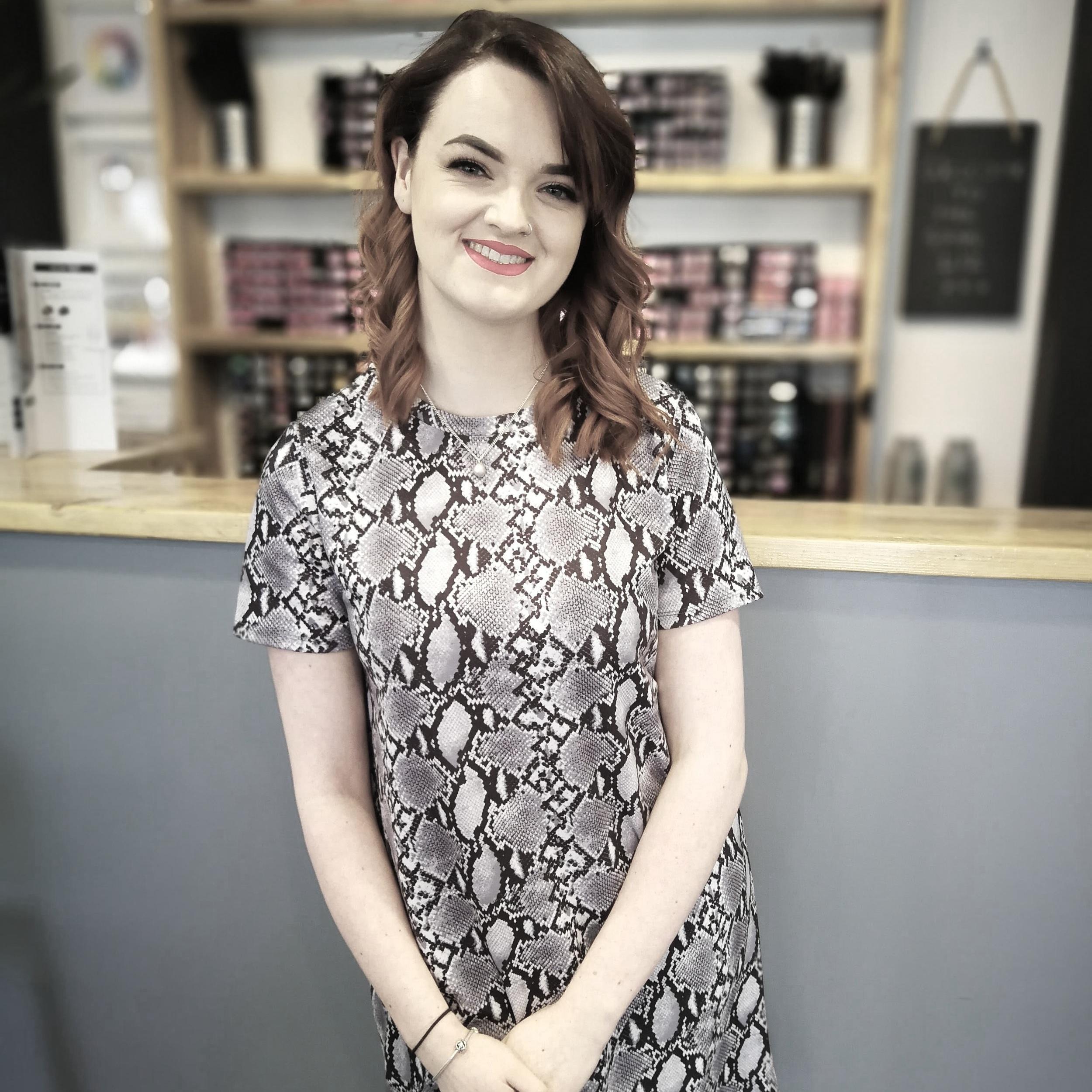 Liz - Senior stylist / Senior Colourist
