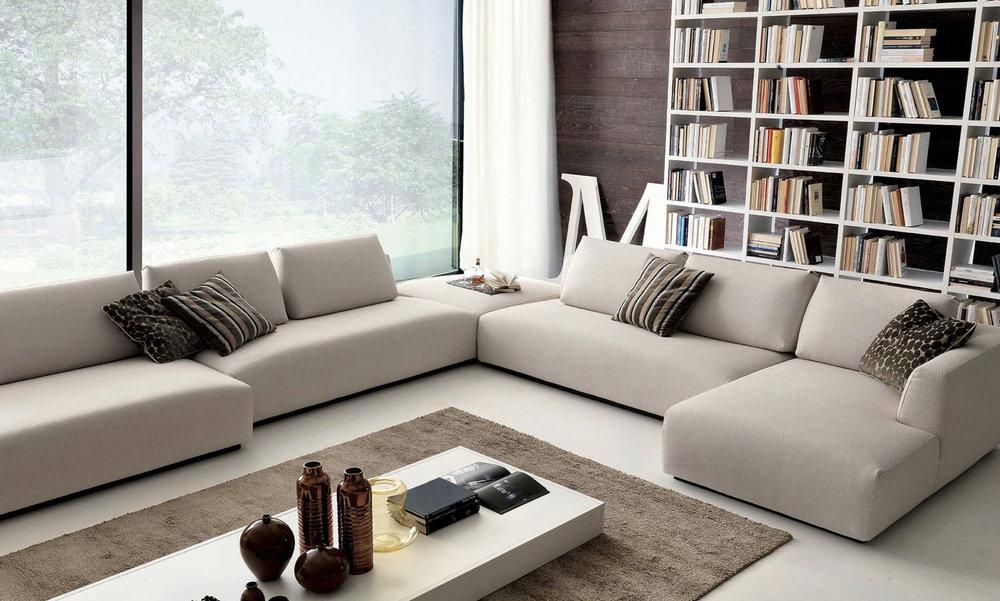 Modern Italian Sectional Sofas | Momentoitalia — Modern Italian Designer Furniture | Momentoitalia