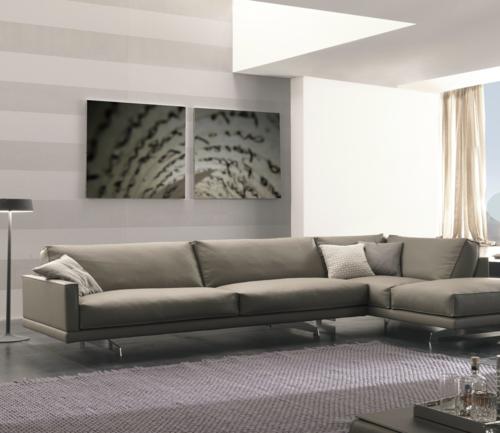 Modern Italian Sectional Sofas, Designer Sectional Sofas