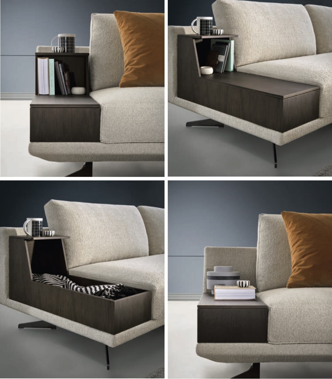 Italian Designer Sofas, leather sofas and sectionals ...