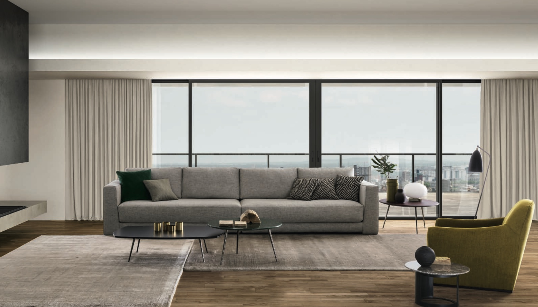 SCT 302 Modern Sectionals — Modern Italian Designer Furniture ...