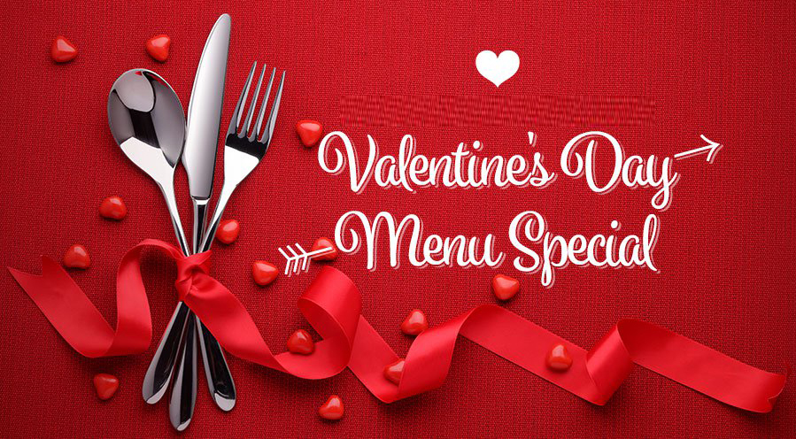 3 Course Dinner $39 - APPETIZER: 3 Kinds of Shrimp $11Coconut shrimp, Giant shrimp rolls & Creme cheese rolls with ham.SALAD: Spicy crispy Tuna Salad $12Crispy tuna, onion, mango, cashew nut, carrot & avocado.ENTREE: Valentines Fried Rice $19Grill Salmon, pineapple, onion, carrot, raisin & scallion in curry sauce.💖 💖 Add any Cocktail for $5 💖 💖