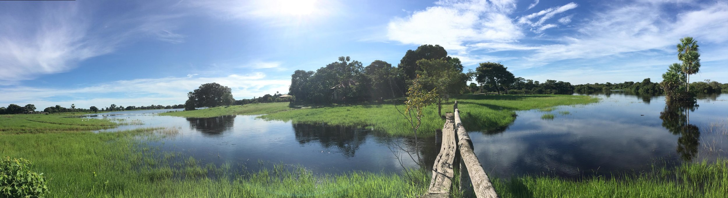 Pantanal Lodge Rio Negro