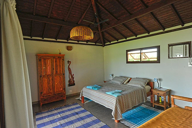 Pantanal Lodge Chalet Room