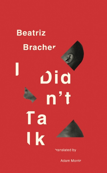 I DIDN'T TALK  (NÃO FALEI) by Beatriz Bracher, Tr. Adam Morris. 31 July 2018. $15.95. 160 pp.New Directions
