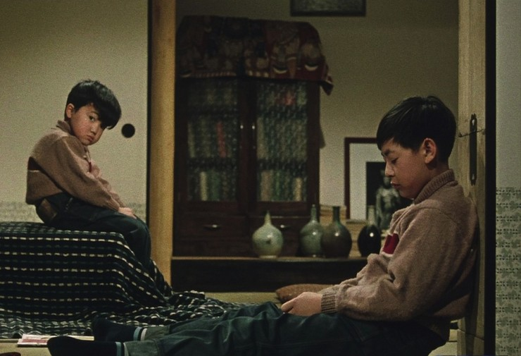 Still from  Good Morning  (1959), dir. Yasujiro Ozu