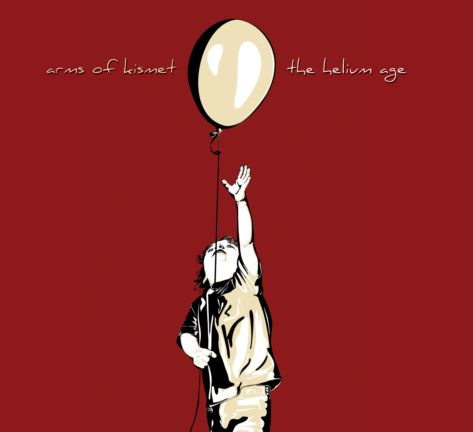 THE HELIUM AGE (2016)  Amazon  |  iTunes  |  CD Baby  |  Bandcamp