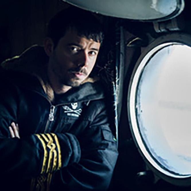 Captain Peter Hammarstedt   Director, Sea Shepherd