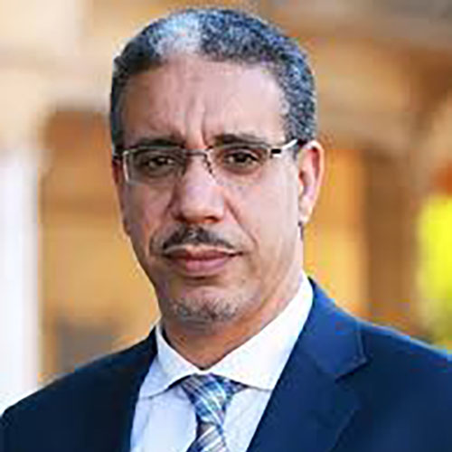 HE Aziz Rabbah   Minister of Energy, Mines and Sustainable Development,Kingdom of Morocco