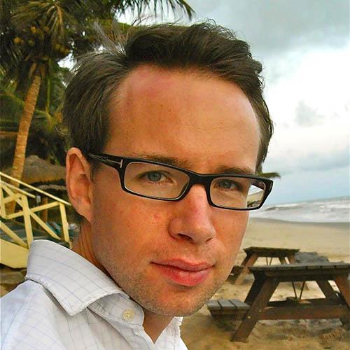 William Stephens   Conservation Programme Director, Blue Ventures Conservation