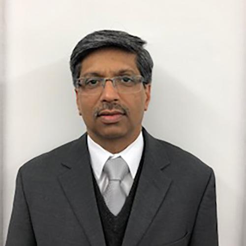 Khemraj Jingree   Deputy High Commissioner to the United Kingdom, Republic of Mauritius