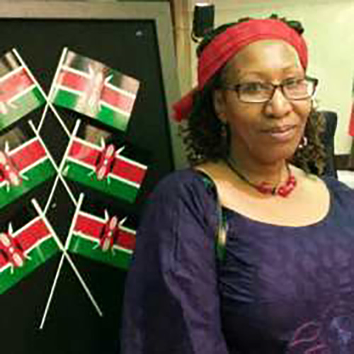 Grace Cerere   Ag. High Commissioner to the UK, Republic of Kenya