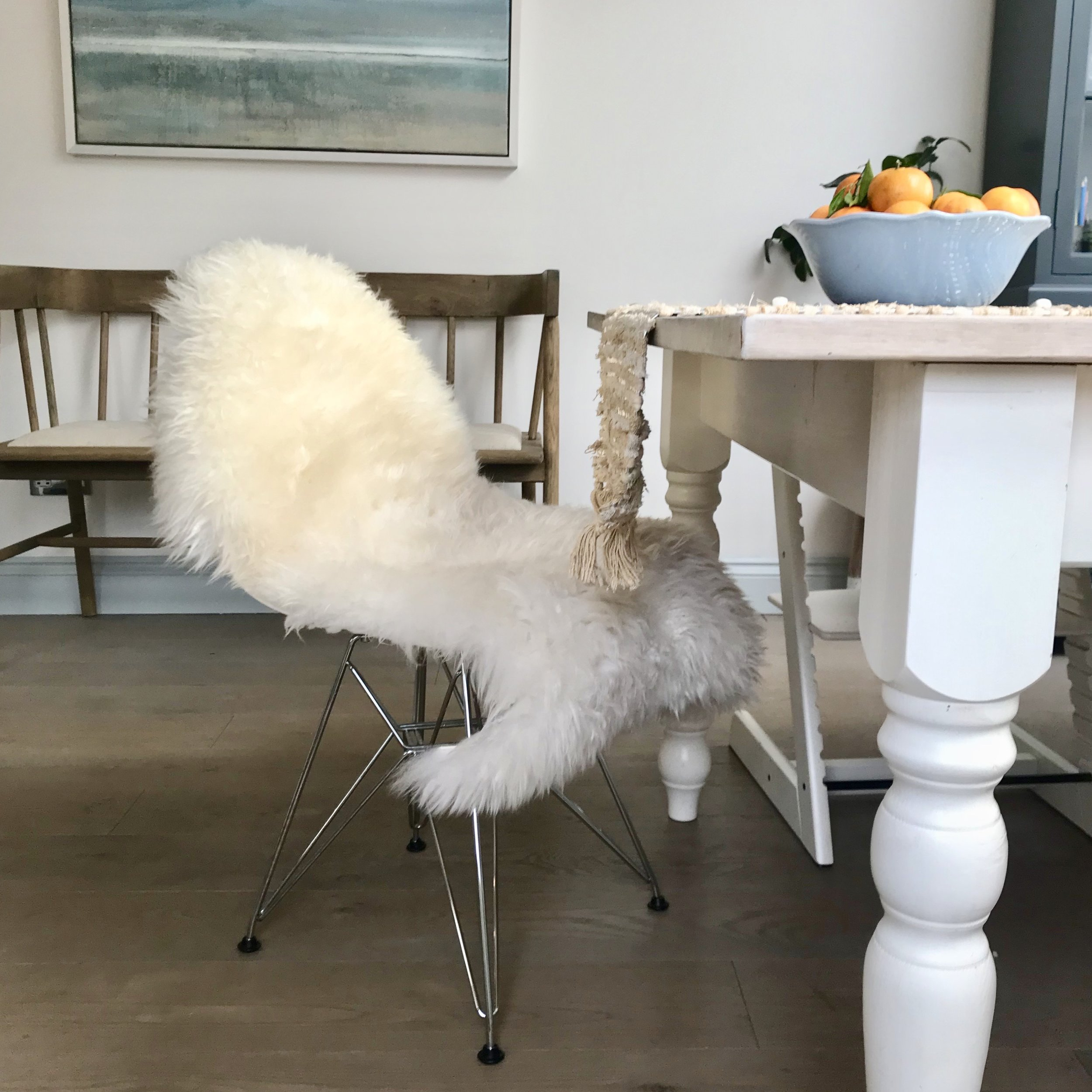 Sheepskin kitchen table 1.jpg