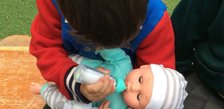 Nursery Wrap-around -