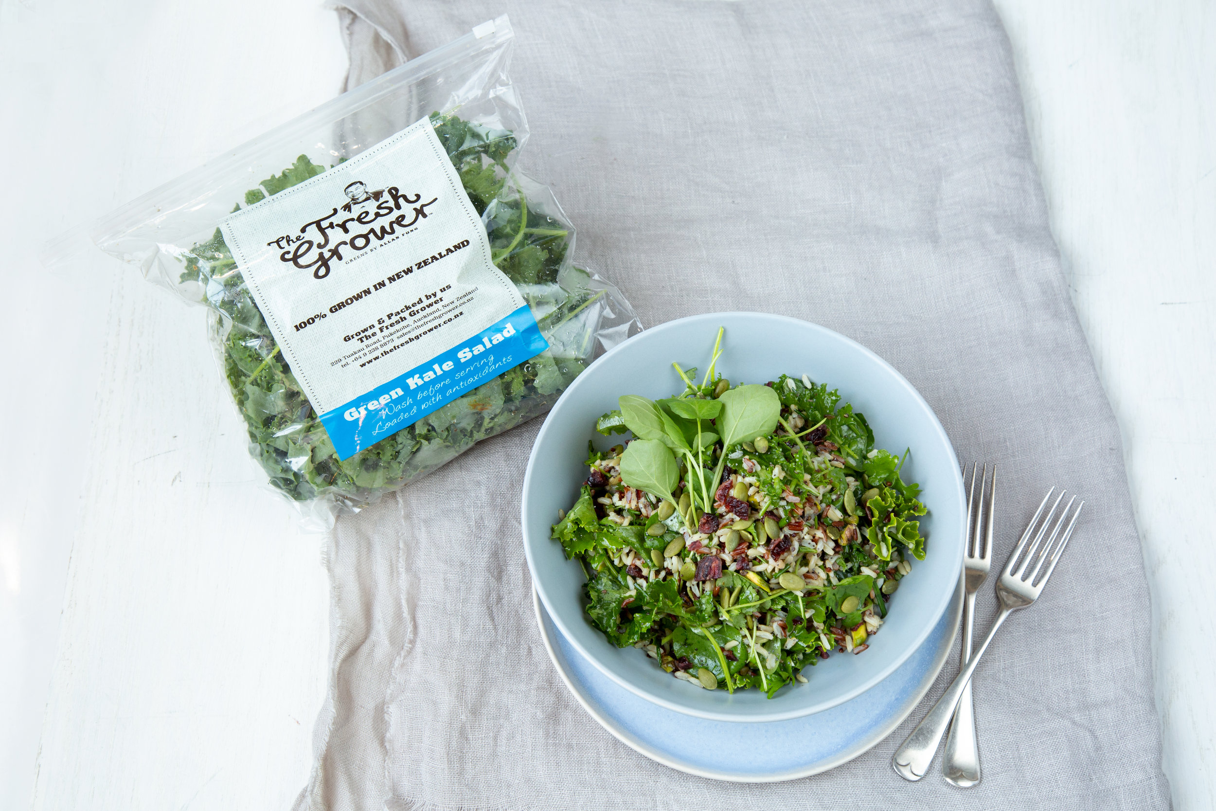 Warm Green Multigrain Salad, The Fresh Grower.jpg