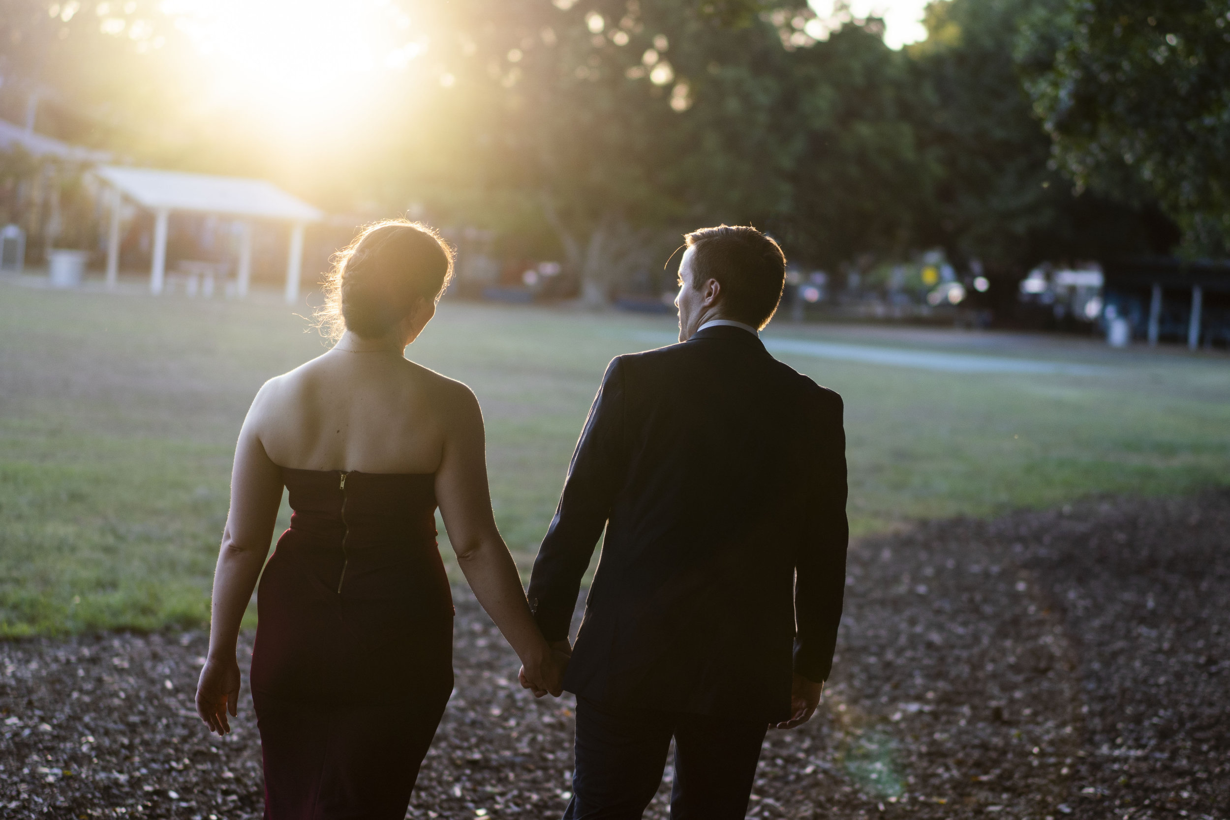 Engagement shoots - Create gorgeous engagement images that give you insight to what your wedding photos will look like.