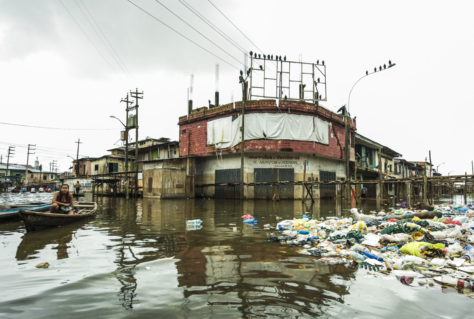 Elizabeth Streeter, 'RAW South America - Iquitos Floating Village' (2019) (1)