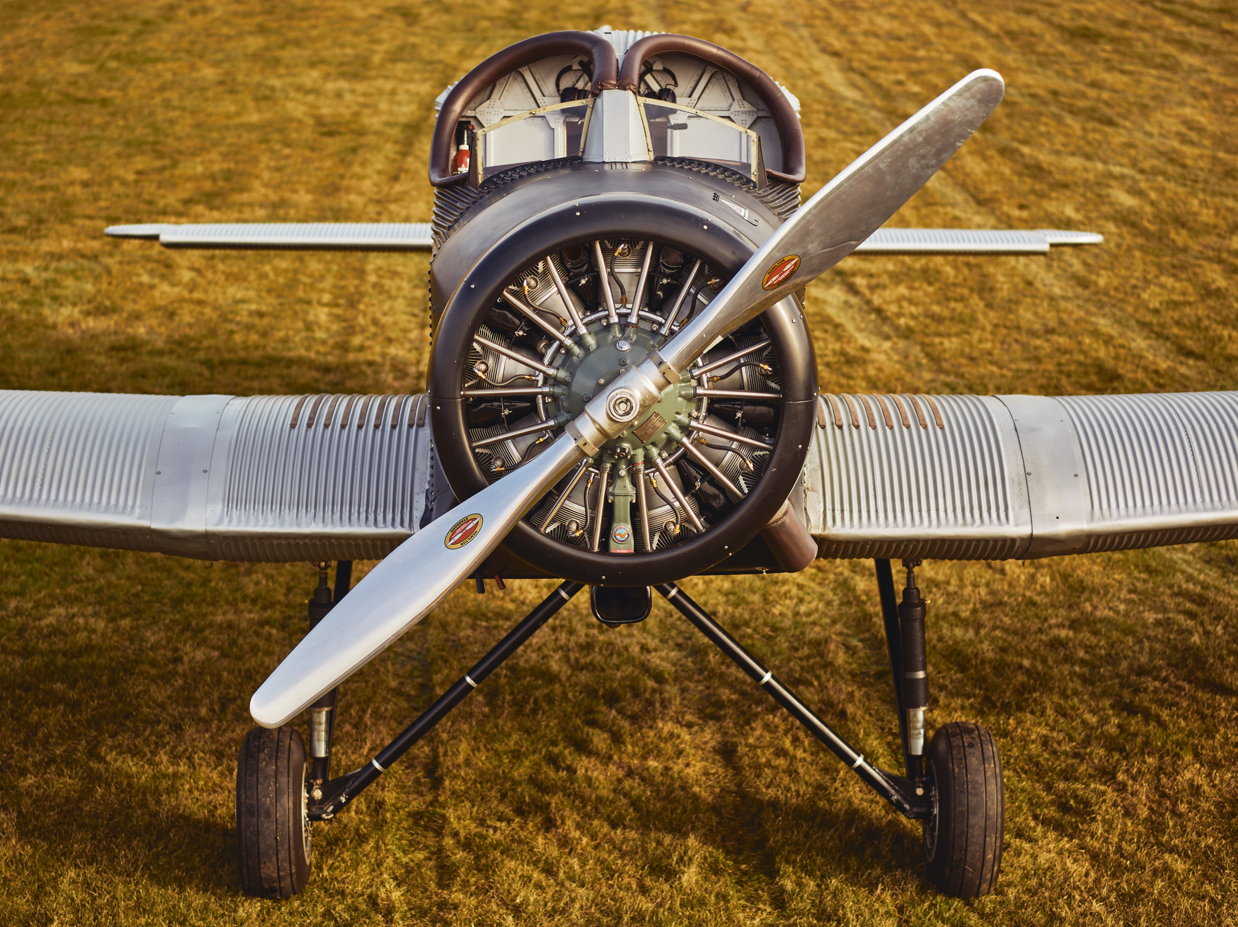 Junkers F 13  Quelle & Copyright Hinweis: Gregor Kaluza