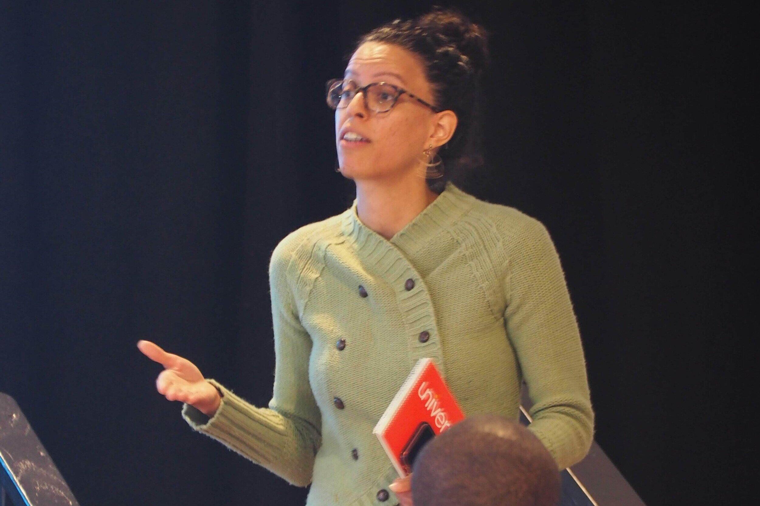 Melody Lopez, NTCET